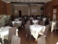 Foto del salón comedor del restaurante.