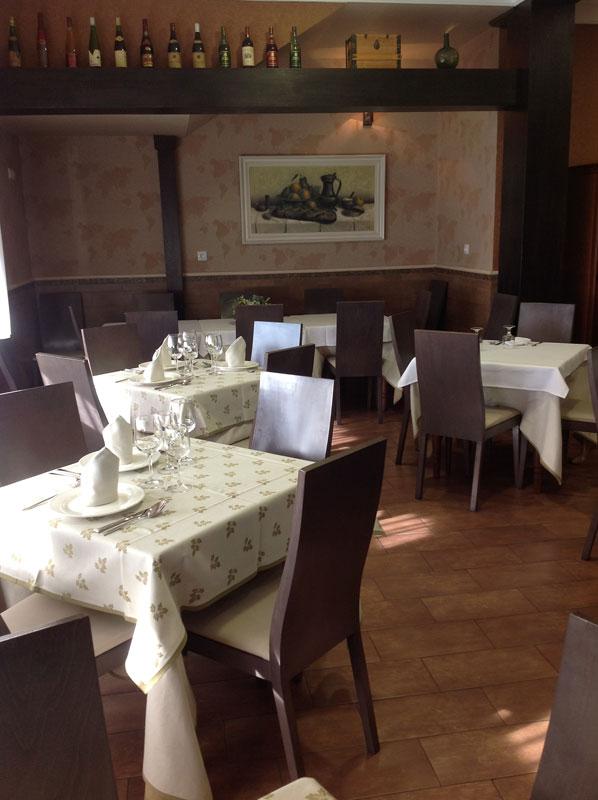 Elementos decorativos que encontrarás en nuestro restaurante en Lagartera, Toledo.